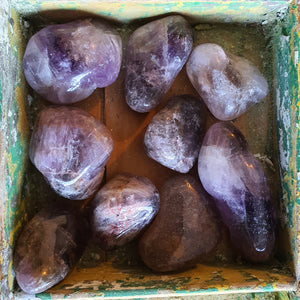 Crystals - Super Seven Tumbled Stone