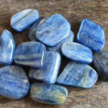 Load image into Gallery viewer, Crystals - Kyanite (Blue) Tumbled Stone