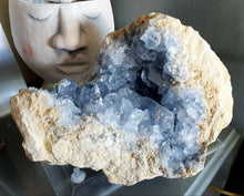 Load image into Gallery viewer, Crystals - Celestite Cluster