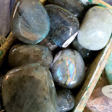 Load image into Gallery viewer, Crystals - Labradorite Tumbled Stone