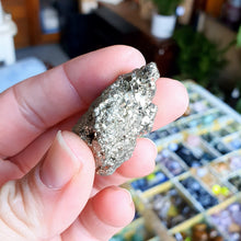 Load image into Gallery viewer, Crystals - Pyrite Natural Specimen