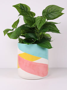 Splashes of Colour Planter