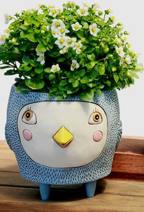 Allen Designs - Hello Birdie Planter