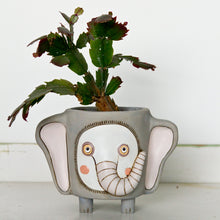 Load image into Gallery viewer, Allen Designs - Elephant Planter