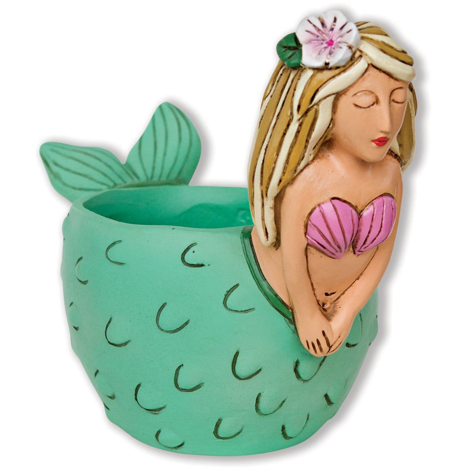 Allen Designs - Mermaid Planter