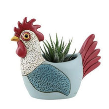 Load image into Gallery viewer, Allen Designs - Rooster Planter