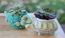 Load image into Gallery viewer, Allen Designs - BABY Myrtle Turtle Planter