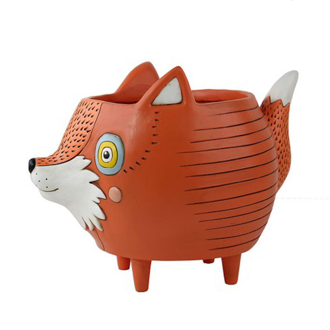 Allen Designs - Foxy Planter ~ HUGE