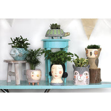 Load image into Gallery viewer, Allen Designs - Fat Cat Planter