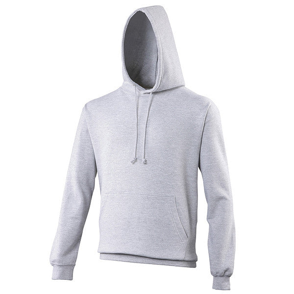 AWD College Hoodie Adult (Heather Grey)