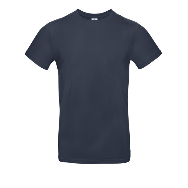 B&C Classic Cotton Tee Adult (Navy)