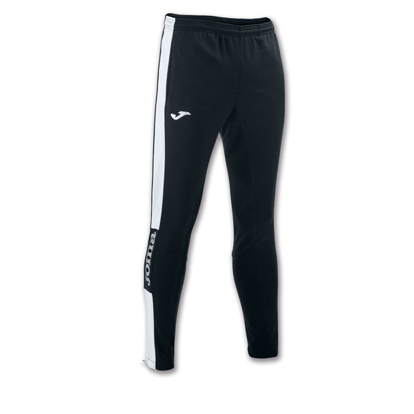 Tinsley Champion IV Tracksuit Bottoms Junior (Black/White)