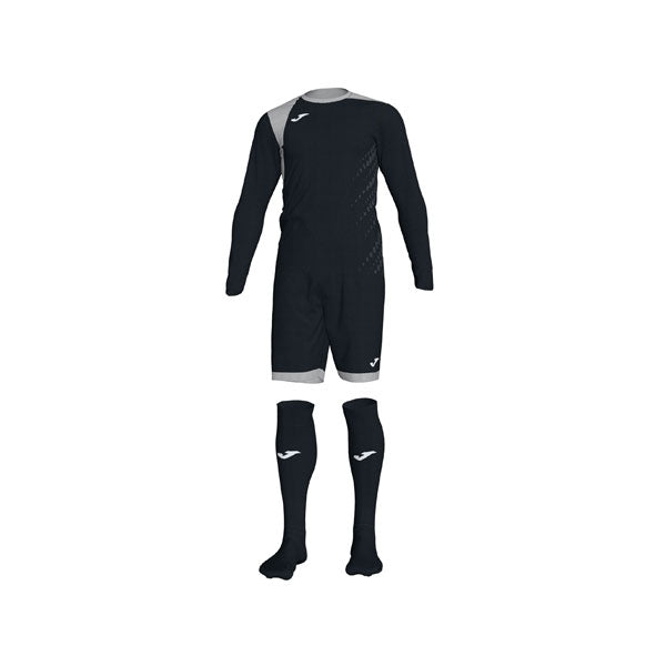 Joma Zamora lV Goalkeeper Shirt (Black/Grey)