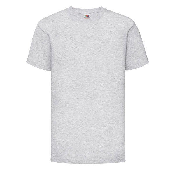 Fruit of the Loom T-shirt Junior (Grey)