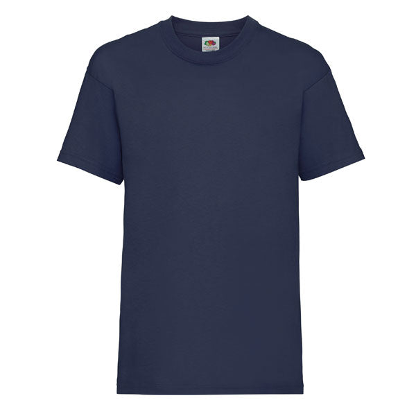 Fruit of the Loom T-shirt Junior (Navy)