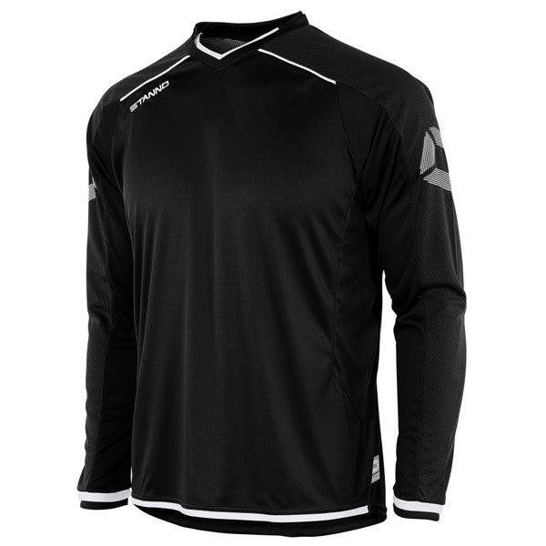 Stanno Futura Shirt Adult (Black/White)