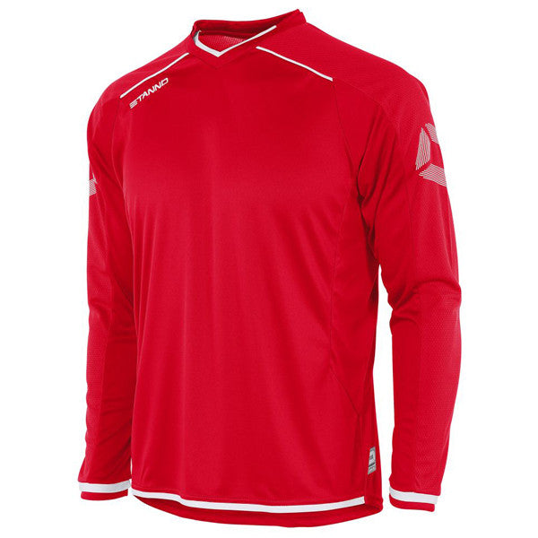 Stanno Futura Shirt Junior (Red/White)