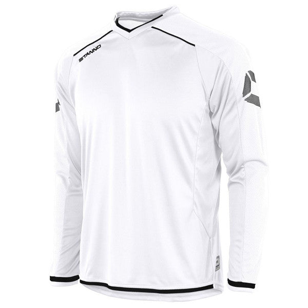 Stanno Futura Shirt Adult (White/Black)