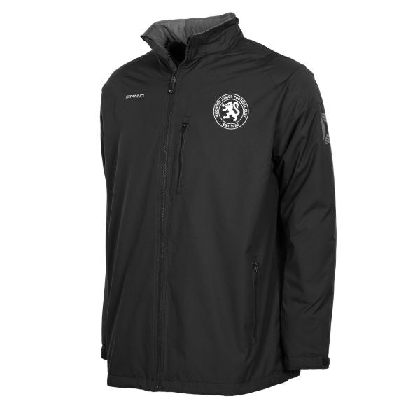 Wisewood JFC Centro All Season Full Zip Jacket (Black)