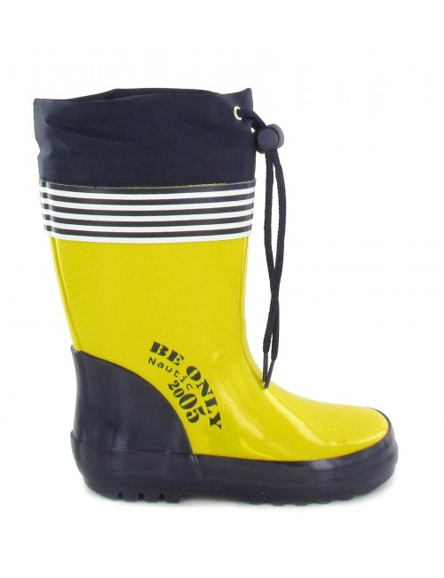 Be Only Nautic Wellies