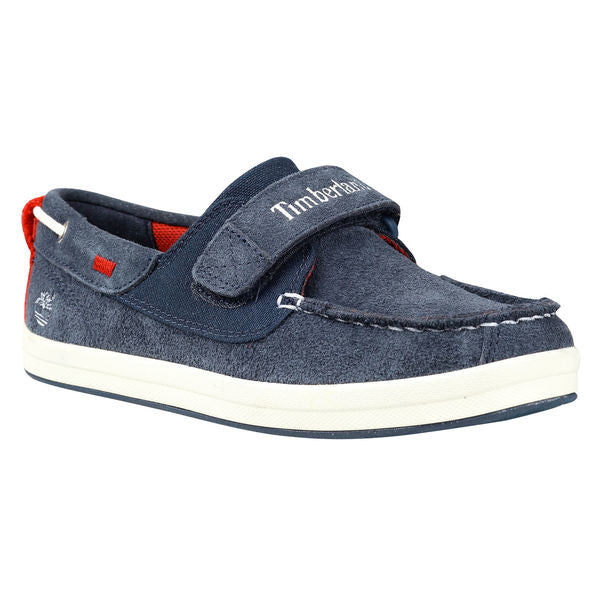 TIMBERLAND SUEDE BOAT SHOE