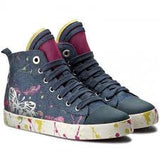GEOX CIAK BUTTERFLY HI TOP