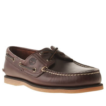 TIMBERLAND LEATHER DECK SHOE