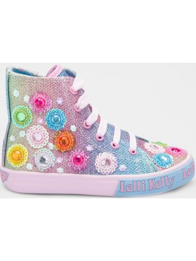 Lelly Kelly MillieSoli Hi Top