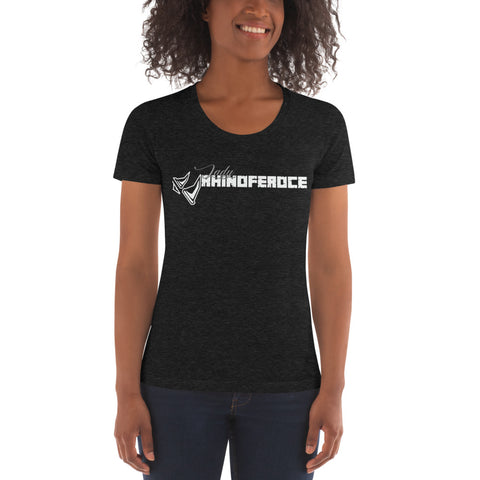"T-Shirt ""Lady Rhinoféroce"" Personnalisable!"