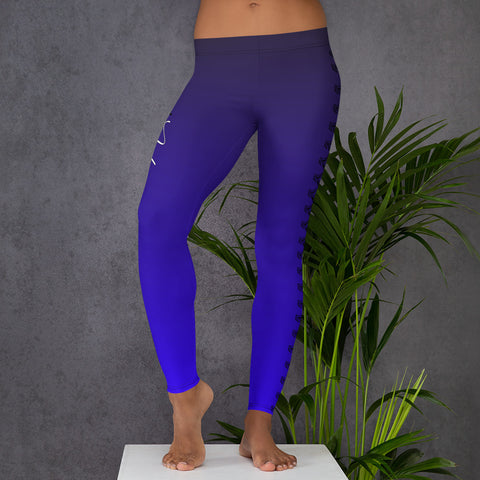 "Legging ""Basic"" Bleu"