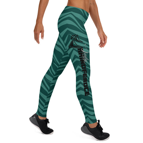 "Leggings ""Jungle"""
