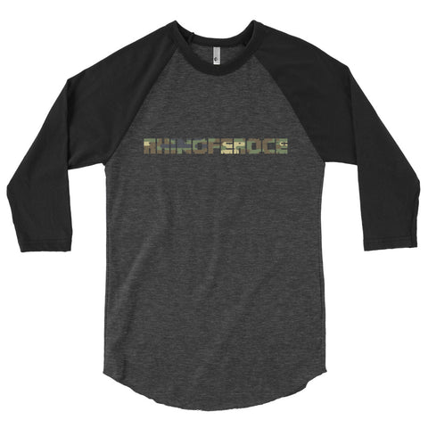 "T-shirt Manches 3/4 ""Féroce"""