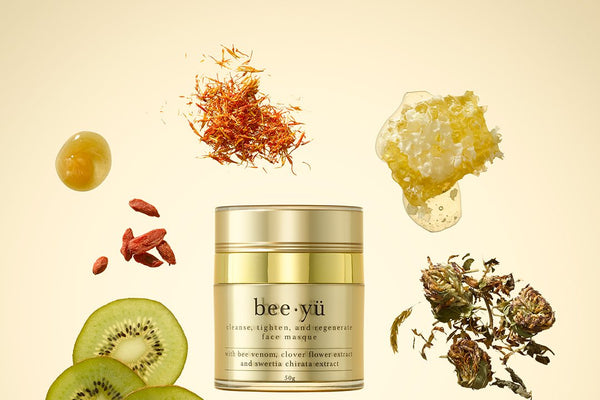 Bee venom face masks - what's the buzz?