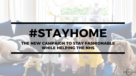 Stay Home and Donate to the NHS