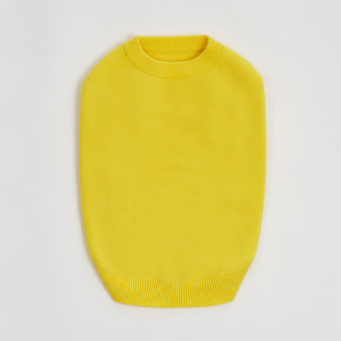 Yellow Jumper