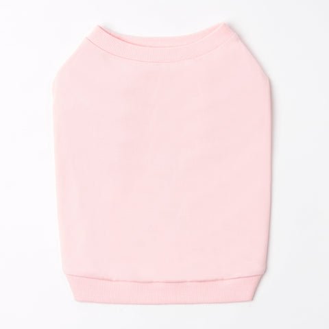 Printed Figure Sweatshirt (Pink)