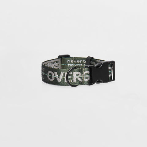 Overglam Ribbon Collar (Green)