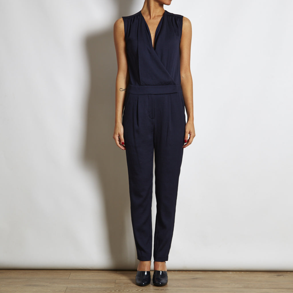 Hoss Intropia Satin Jumpsuit