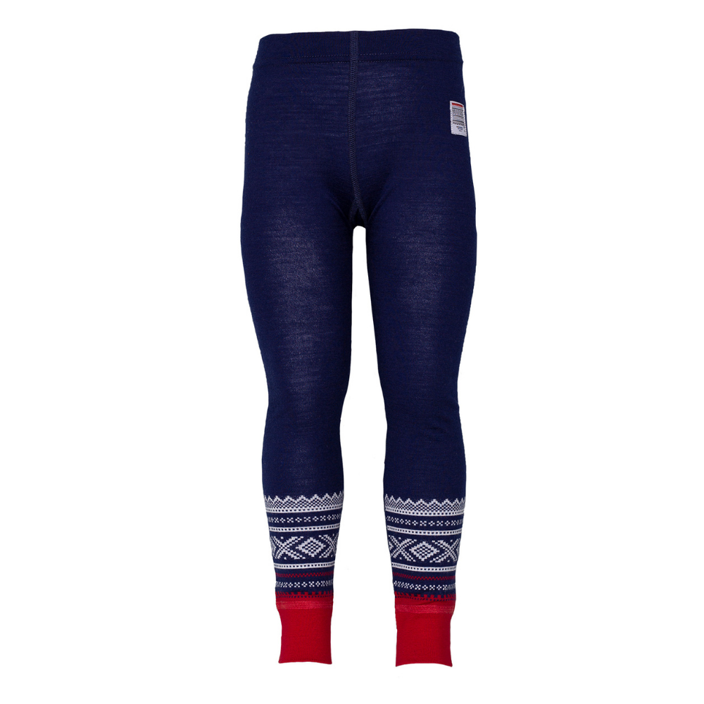 Wool base layer pant Navy - Marius®