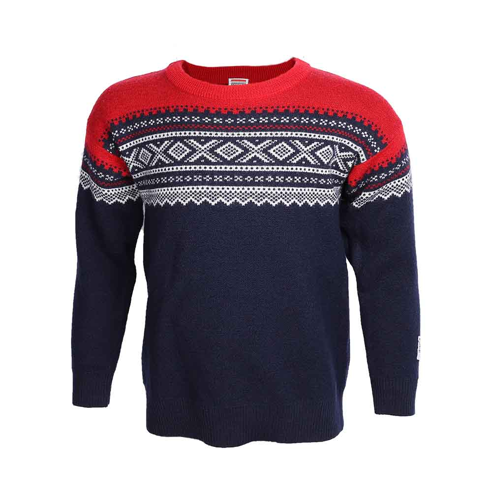 "Wool Sweater ""Original"" Navy - Marius®"