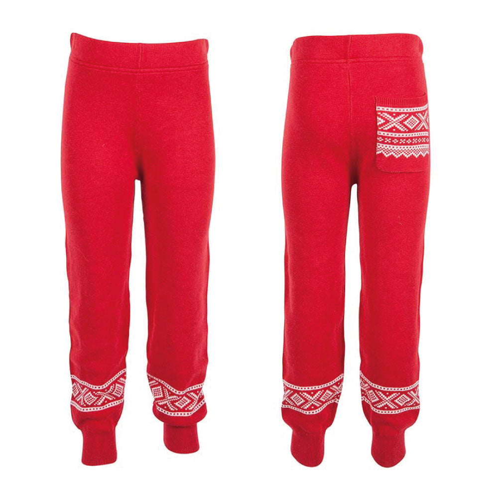 Bamboo Pants Red - Marius®