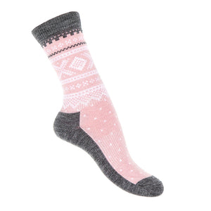 Wool Socks Adult Lotus Pink - Marius®