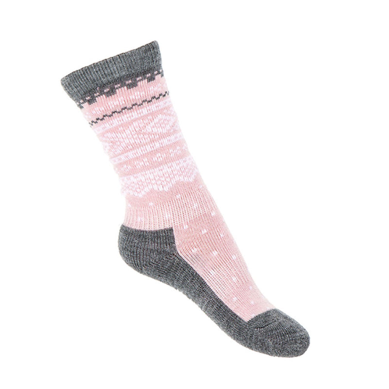 Wool Socks Kids Lotus Pink - Marius®