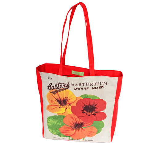 Shopping bag Nasturtium