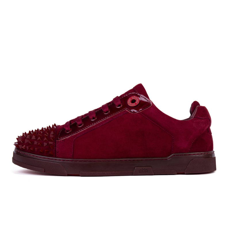 LUISA TRIANGLE BURGUNDY