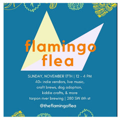 Flamingo Flea 11 17 19