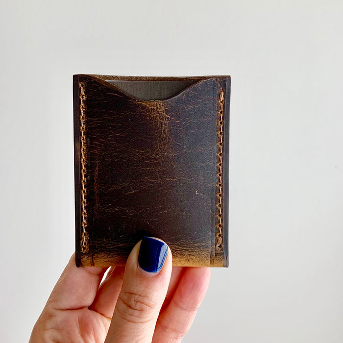 Bunnell Leather Slim Sleeve Wallet