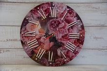 Load image into Gallery viewer, PRINTED WOODEN CLOCKS