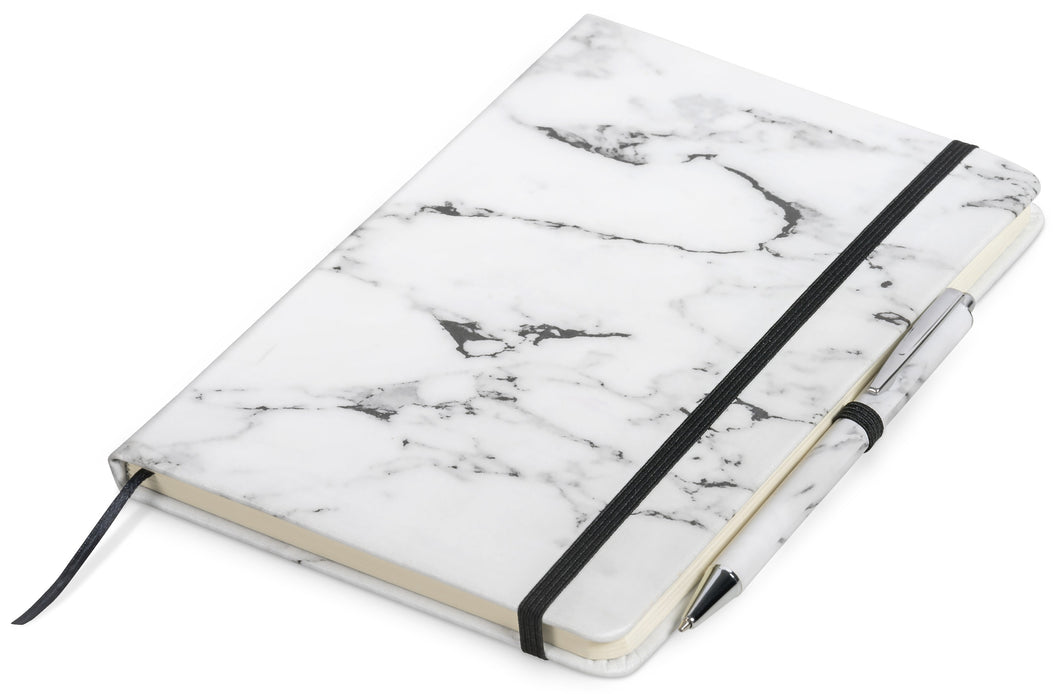 MARBLE NOTEBOOK PERSONALISED
