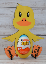 Load image into Gallery viewer, KINDERJOY WOODEN STAND CHARACTERS